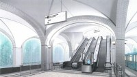 Lime Line of Metro to Have Seligerskaya Vaulted Station ...