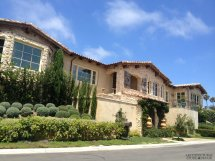 Tuscan Style Exterior Walls