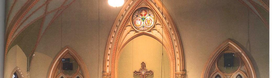 Arch St UMC interior
