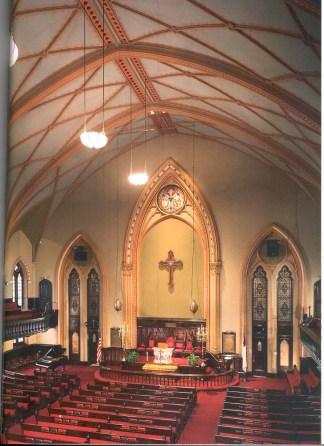 ASUMC interior