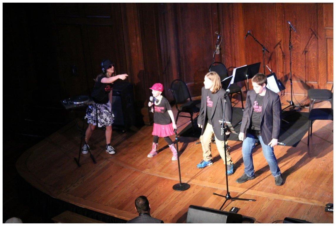 Kids Rock Cancer Benefit Concert 2015: Ari