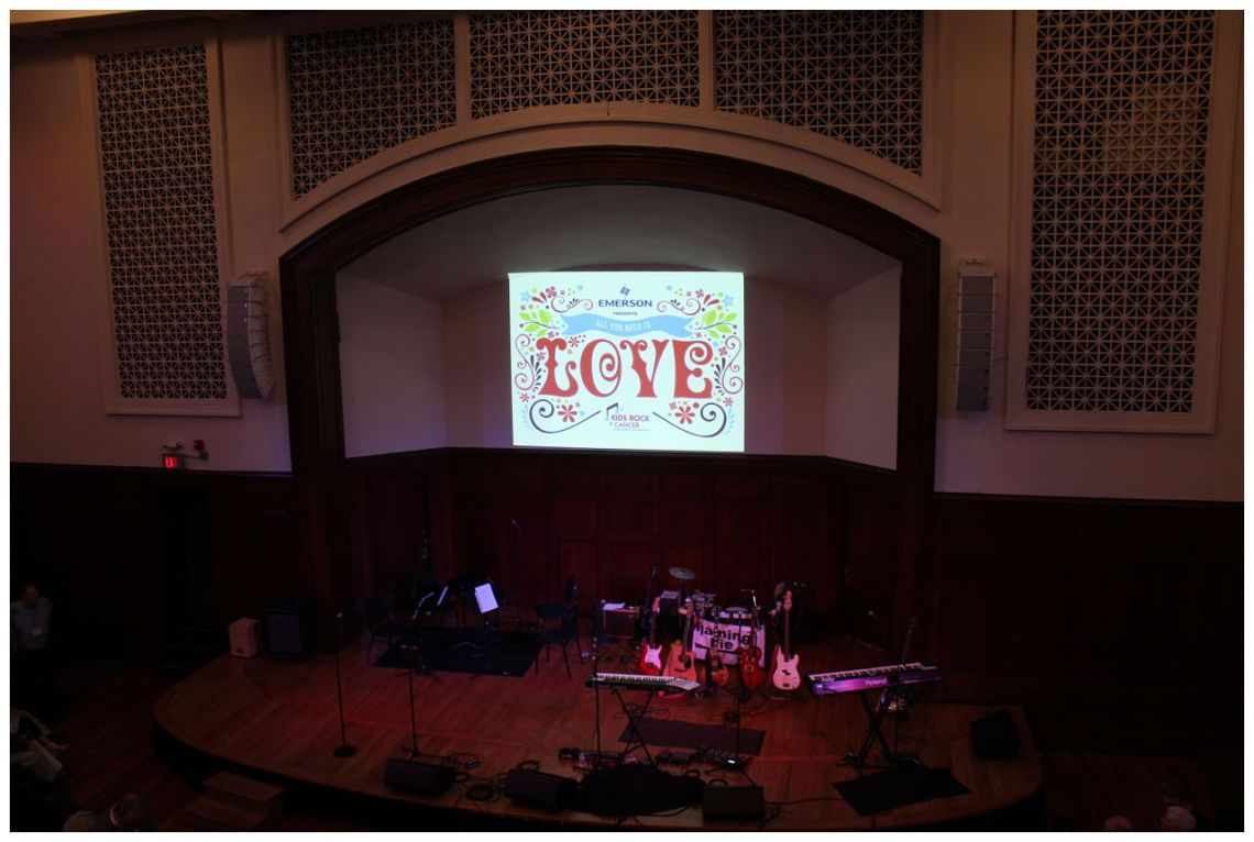 Kids Rock Cancer Benefit Concert 2015: All You Need Is Love