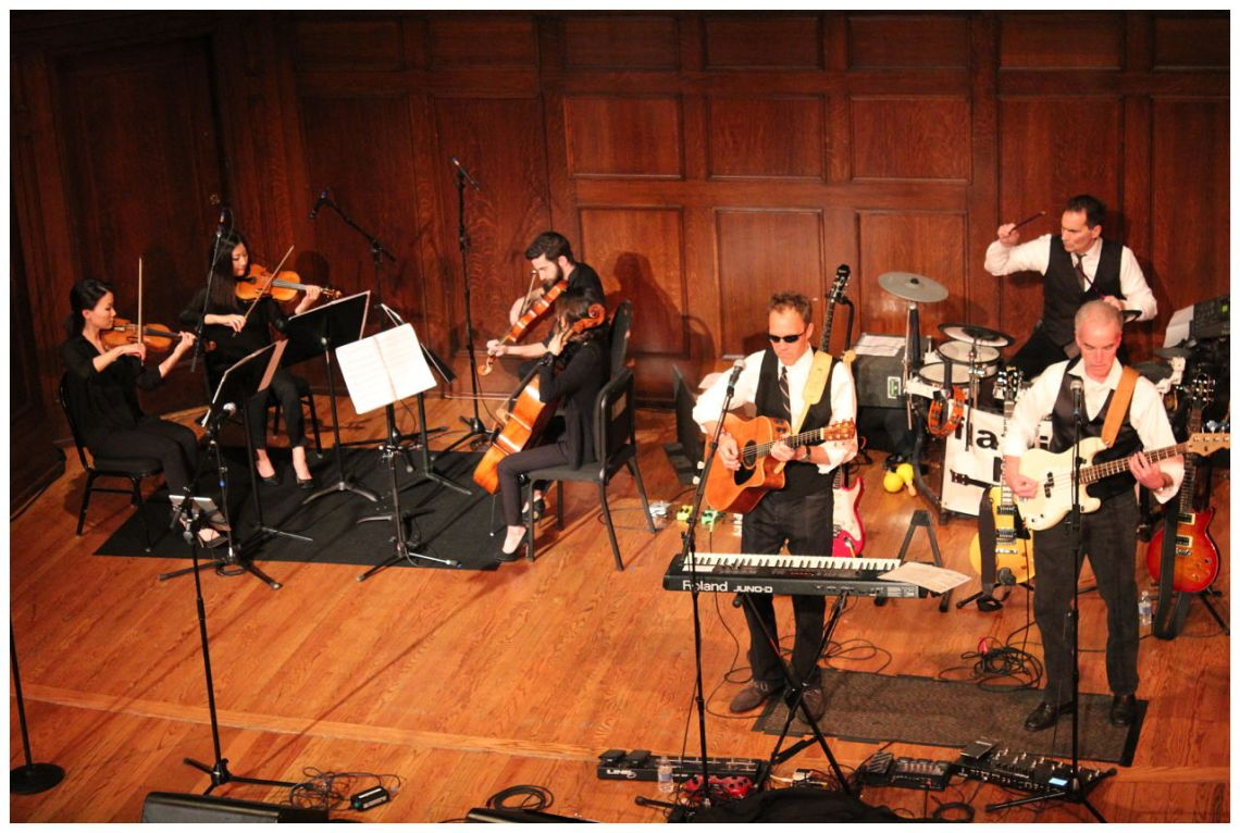 Kids Rock Cancer Benefit Concert 2015: St. Louis Symphony Orchestra