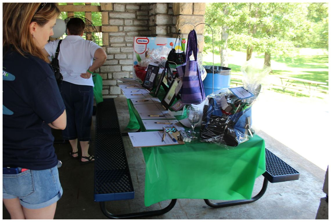 St. Louis Fragile X Walk - Silent Auction