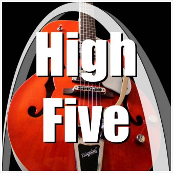 Archtop Music Therapy High Five