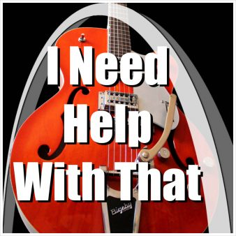 Archtop Music Therapy I Need Help With That
