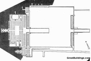 Hatshepsut_Temple_Plan
