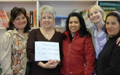 Outstanding Volunteers: Dawn