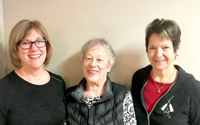 Three Friends Join Forces To Make A Difference
