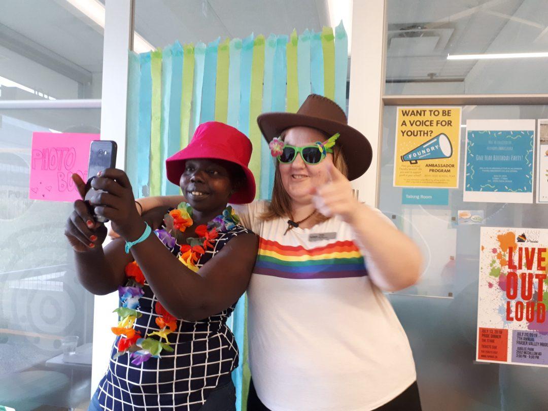 Foundry Abbotsford celebrates Pride Month