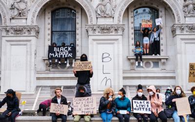 Black Lives Matter Statement – What Our Rights Allow and What Our Conscience Compels