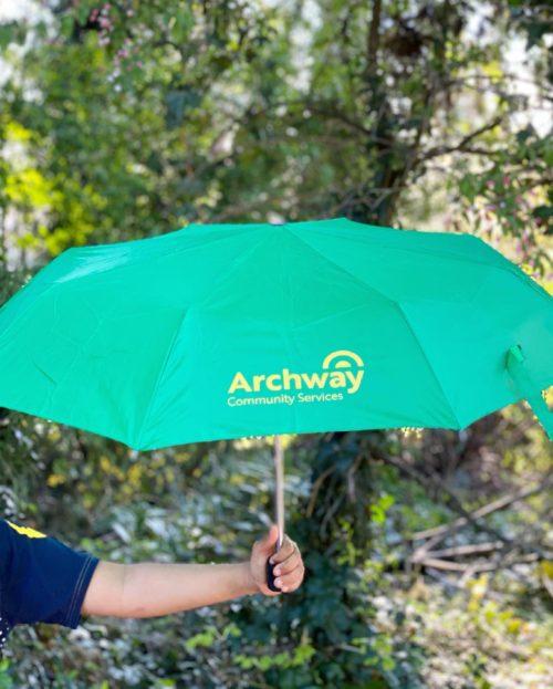 archway umbrella