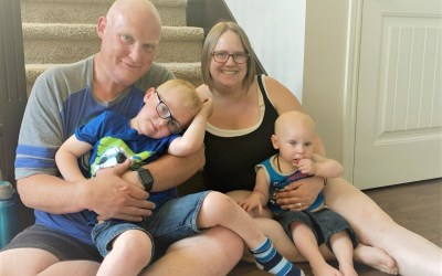 It Takes a Village – Parenting Through a Pandemic, PSTD and Cancer