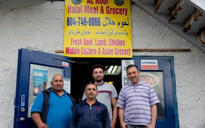 Syrian Refugees Families Thriving and Giving Back