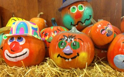 Abbotsford Mission Recycling Program holds Pumpkin Decorating Day