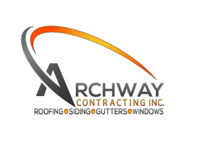 Archway Contracting Logo - Roofing Siding Windows and Gutters