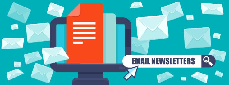 Image result for email newsletter marketing