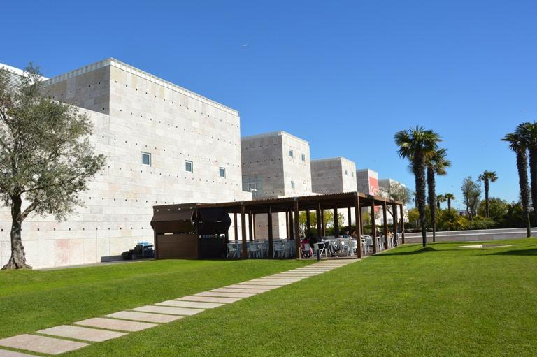 Lisbona Museo Berardo esterno
