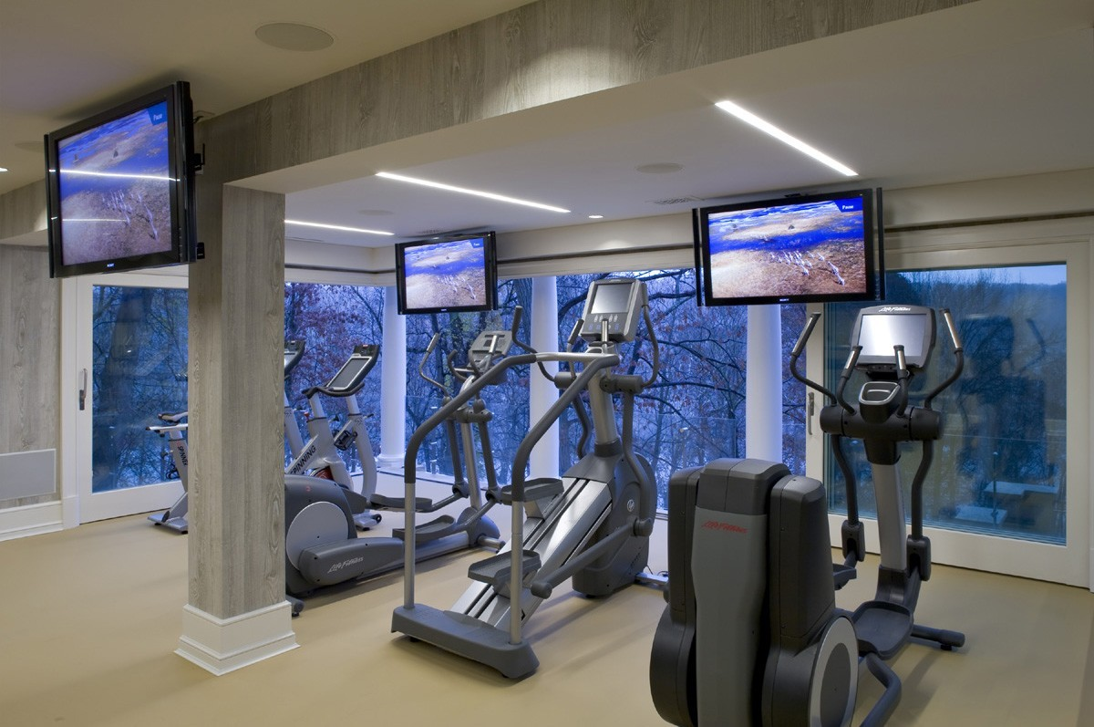 Set up your own home GYM in 3 easy steps  Architecture Ezine
