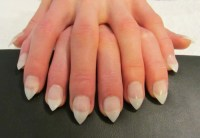 130 Ideas for Pointy Nails  Here Size Really Matters ...
