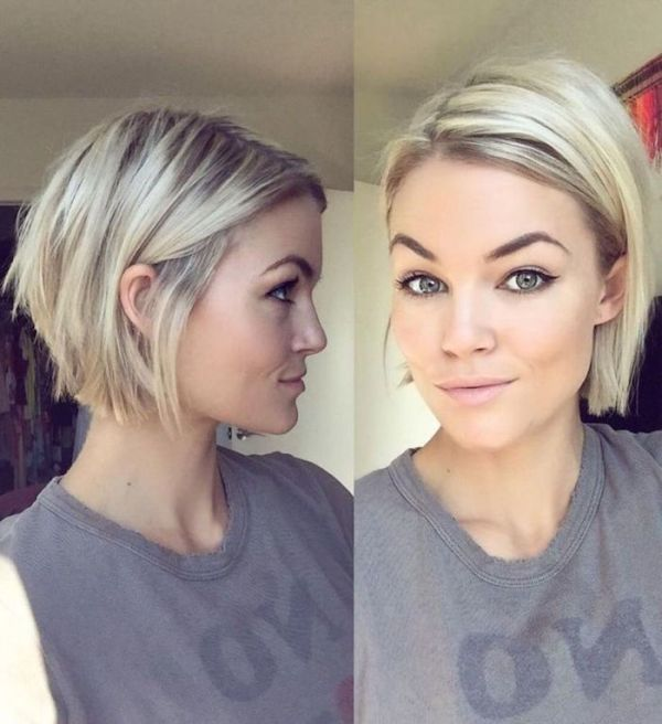 Hair Tucked Behind Ears Hairstyle - Haircuts you'll be asking for in 2020