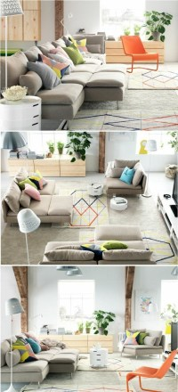 1001 + Ideas on How to Decorate a Living Room or Studio Flat