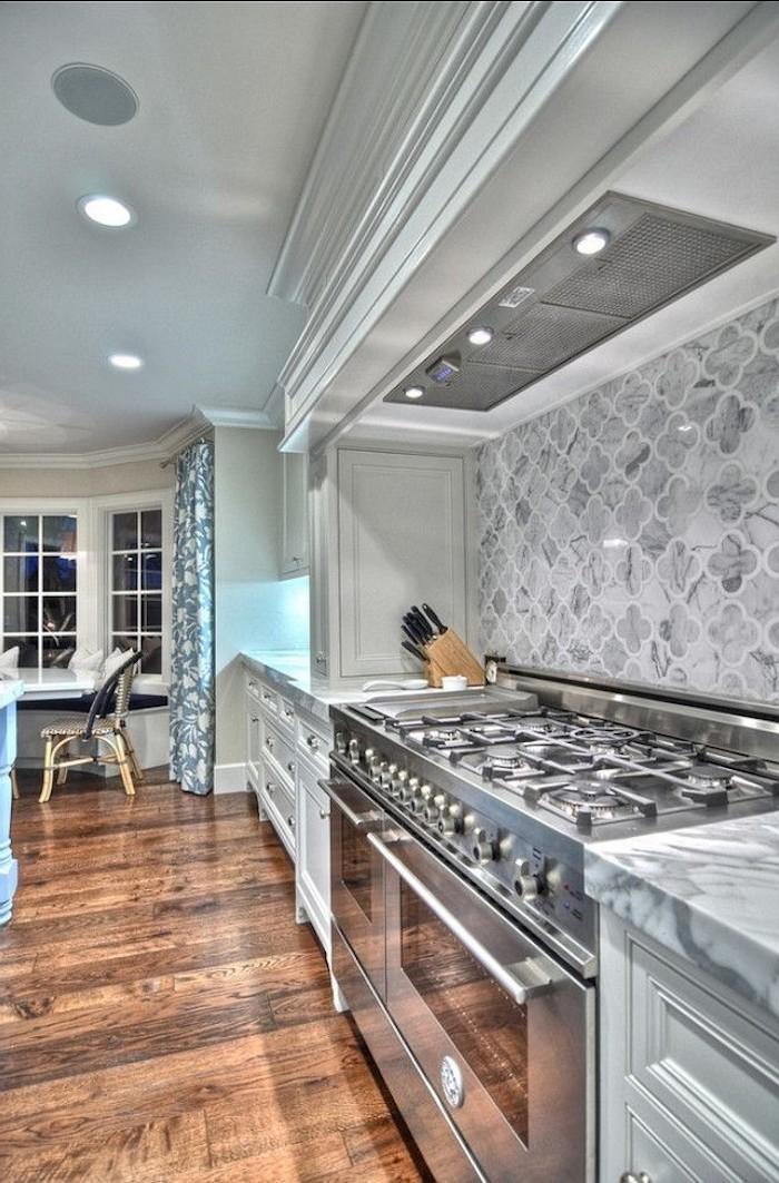 1001  Ideas for Stylish Subway Tile Kitchen Backsplash Designs
