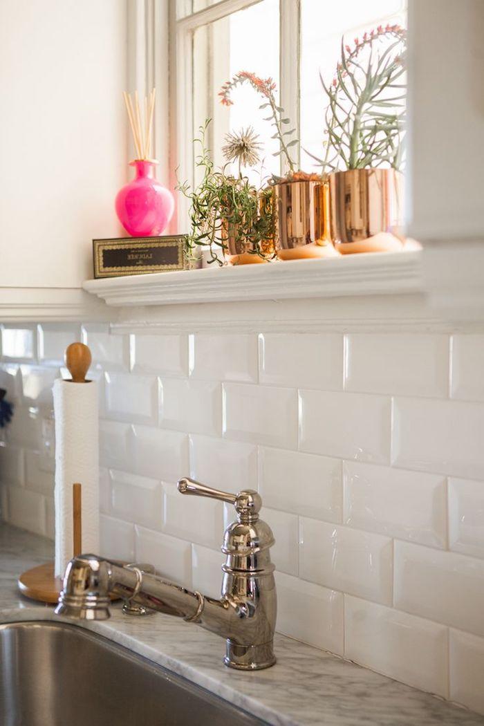 1001  Ideas for Stylish Subway Tile Kitchen Backsplash
