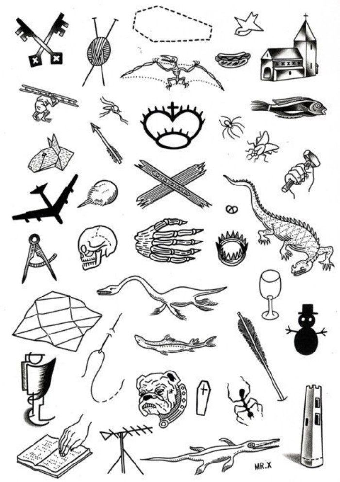 Simple Tattoo Designs To Draw For Men