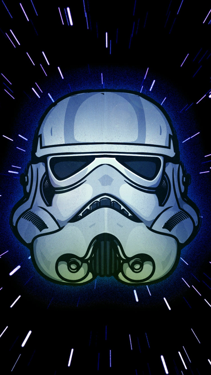 stormtrooper star wars best iphone wallpapers black background purple stars