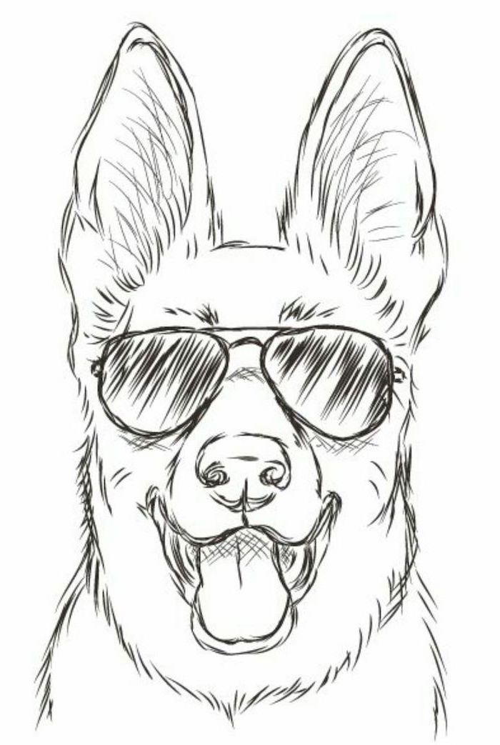 Sunglasses Drawing Easy : sunglasses, drawing, Photos, Tutorials, Things, Inspiration, Architecture,, Design, Competitions, Aggregator