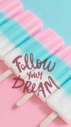 cute backgrounds wallpapers dream follow pink screen girly background archzine amazingly phone desktop quotes there mobile heart weheartit