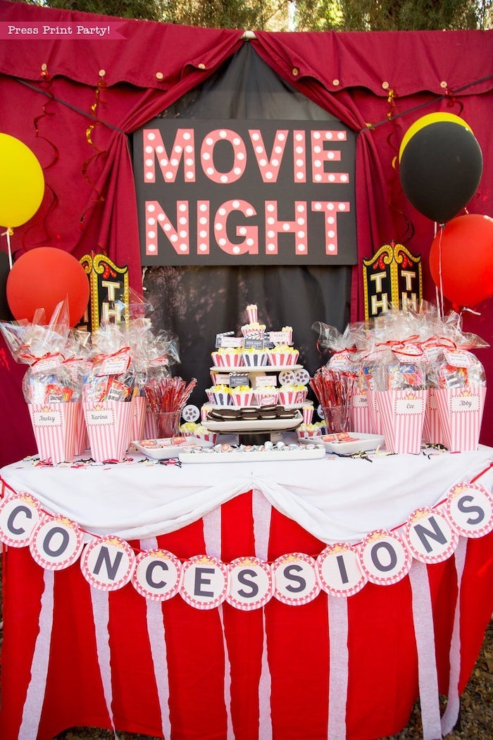 Birthday party ideas for teens – DIY decor, themes and games