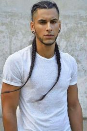 1001 ideas braids men