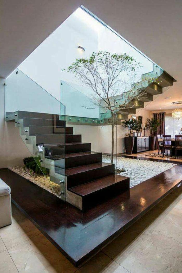 Entrada principal casa minimalista for Casa minimalista