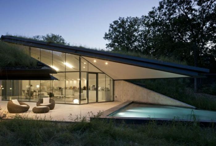 1001 Ideas sobre fachadas de casas modernas