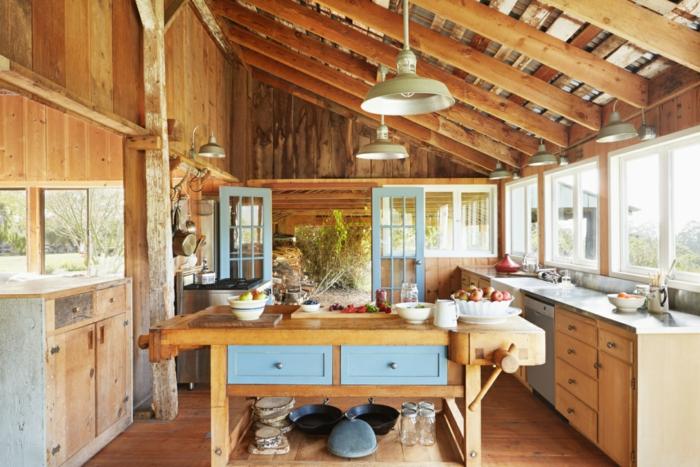1001 Ideas de cocinas rusticas clidas y con encanto