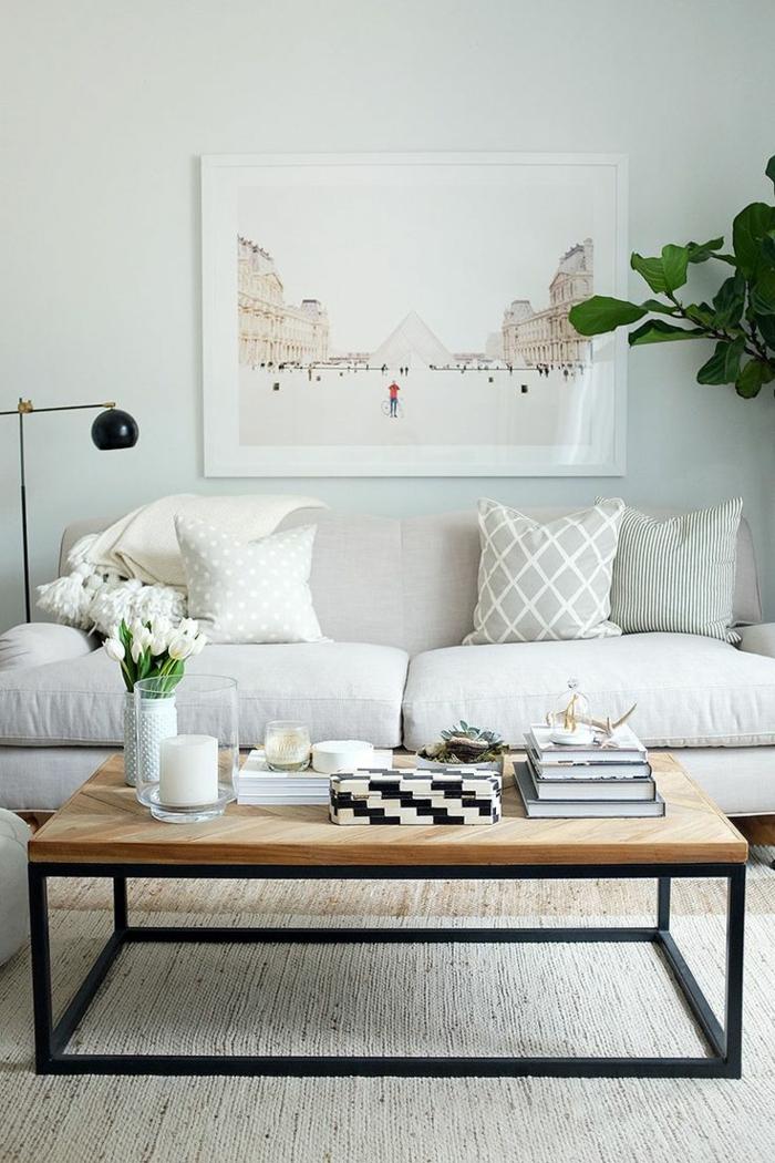 1001 Ideas sobre decoracin de salones para espacios pequeos