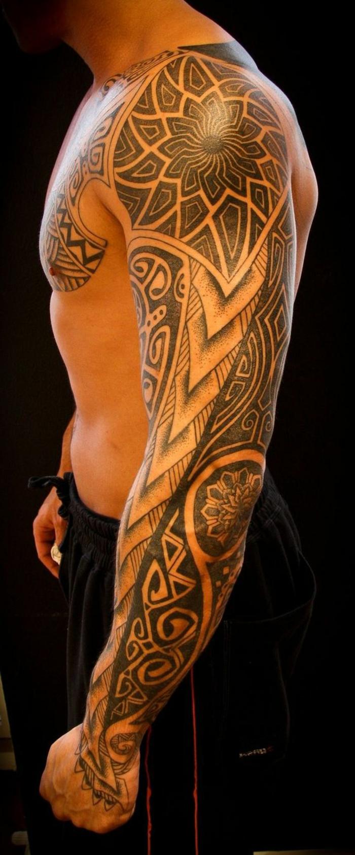 Tatuajes Brazo Entero Diseos Perfect Tatuajes Brazo Entero Diseos