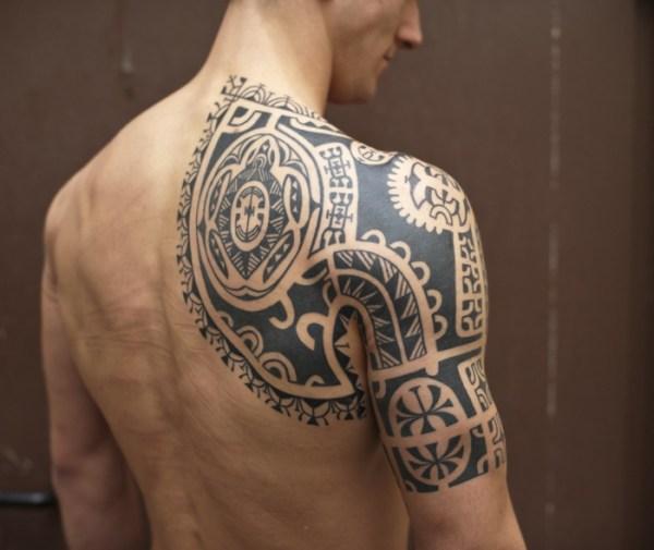 20 Tattoos Hombro Hombre Ideas And Designs