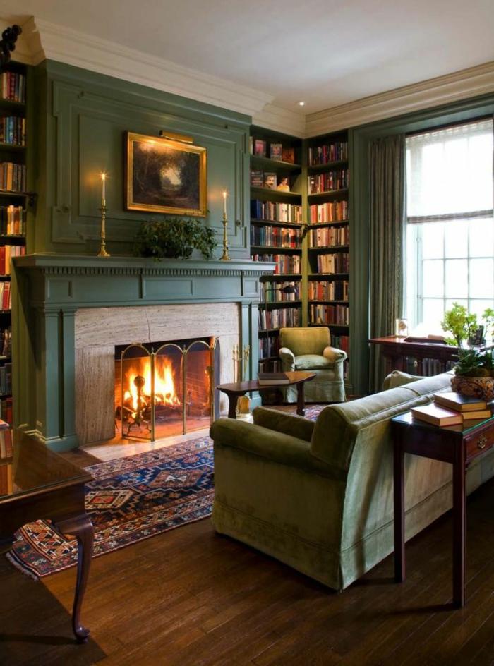 1001 ideas sobre salones acogedores con chimeneas de lea