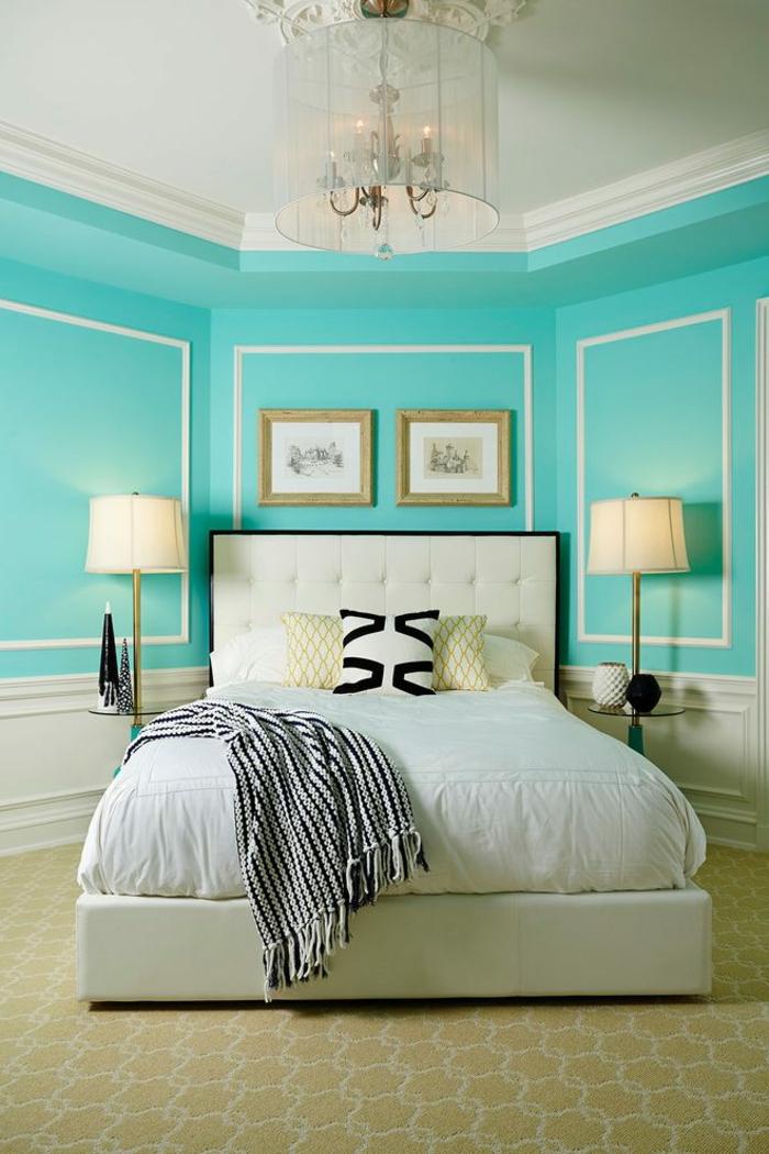 1001 ideas sobre colores para habitaciones en tendencia