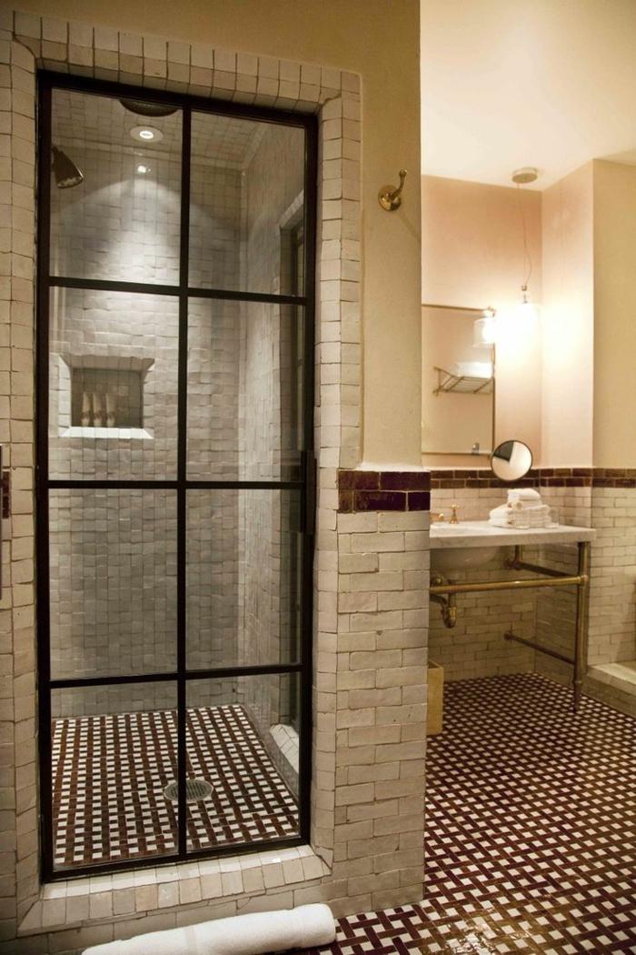 1001  Ideas de duchas de obra para decorar el bao con estilo
