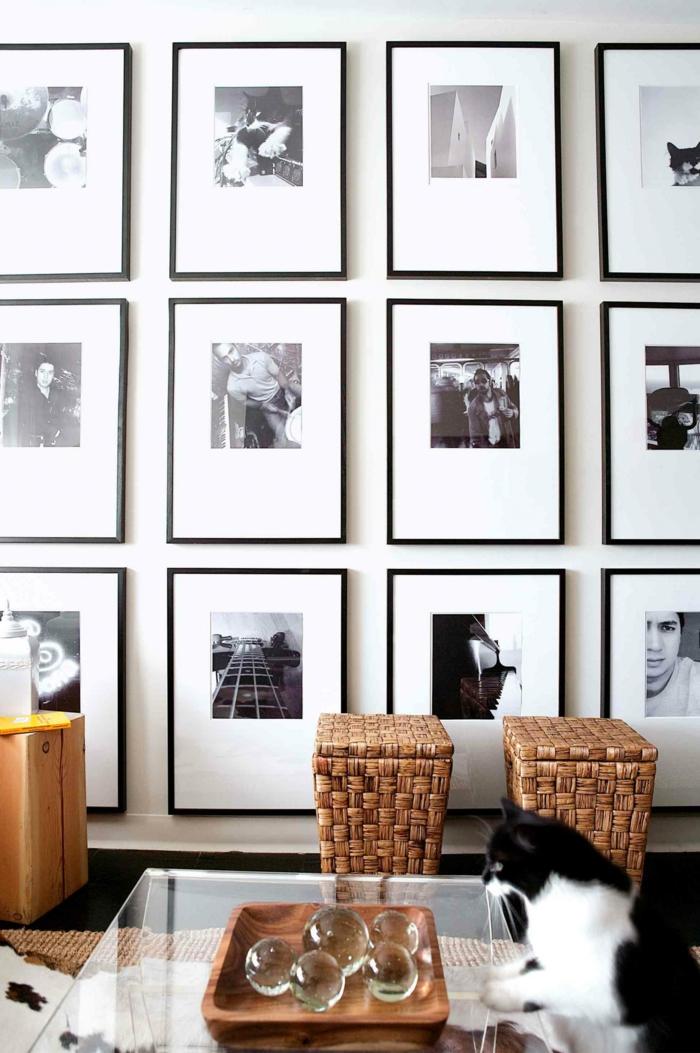 1001  ideas originales sobre cmo decorar con fotos