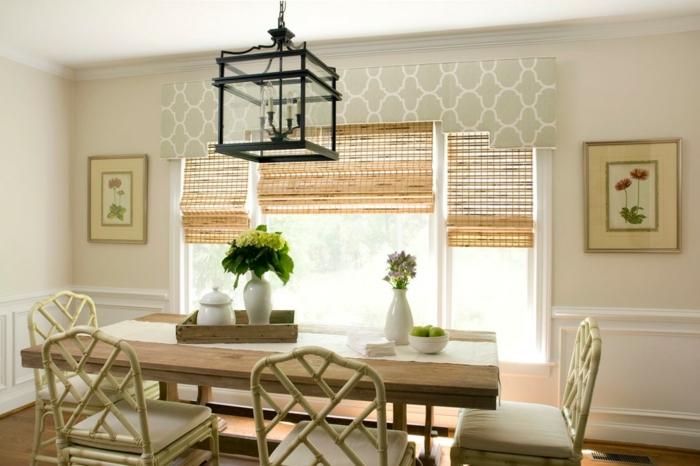 1001  ideas de cortinas de cocina encantadoras en