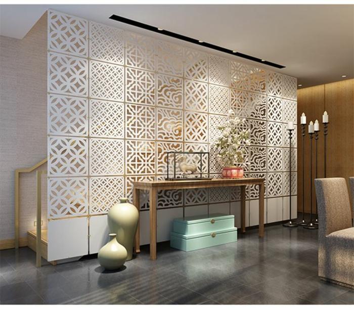1001  ideas de separadores de ambientes decorativos y