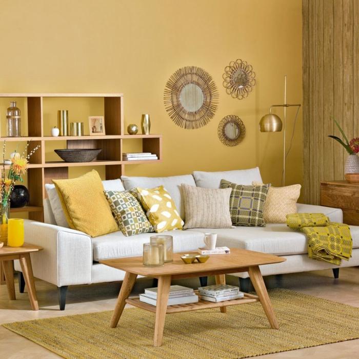 1001  Ideas sobre colores para salones y cmo pintar la sala de estar