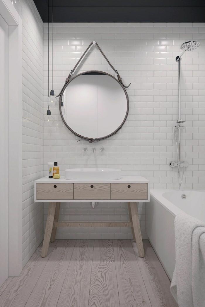 1001  Ideas de muebles de bao modernos espectaculares