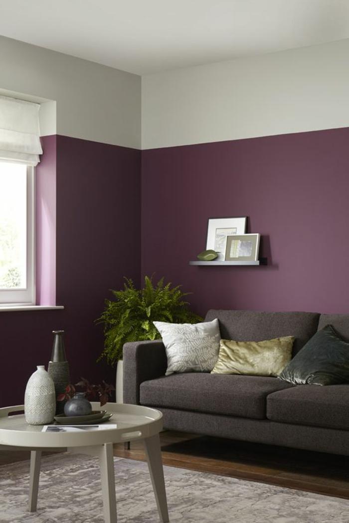 1001  Ideas sobre colores para salones y cmo pintar la