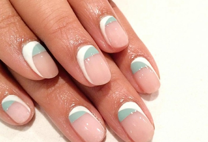 1001 Ideas De Uñas En Gel Decoradas Según Las últimas Tendencias